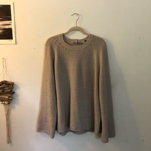VINCE | Blush Oversized Sweater